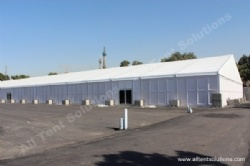 Marquee Tent with White ABS Wall for Sale