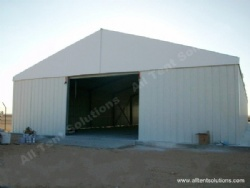 Sandwich Steel Panel Wall for Warehouse Tent