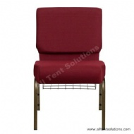 Metal Church Chair for Conference Hall